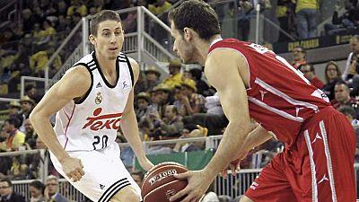 Baloncesto - Copa del Rey 2015 - 1/4 Final: Real Madrid - CAI Zaragoza - ver ahora