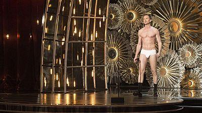 Selfis, memes y redes sociales en la noche de los Oscar