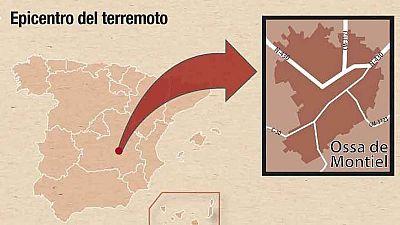 ¿Cómo se ha producido el terremoto de Ossa de Montiel?