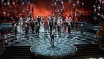 Una noche en los Oscar, momentos delante y tras la cámara