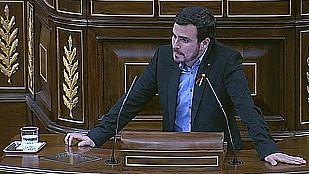 """Garzón acusa al Rajoy de """"saquear el país para vendérselo a sus amiguetes"""""""