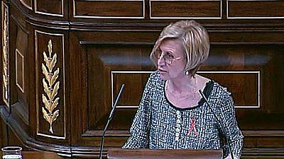 Debate sobre el estado de la Nación 2015 - Rosa Díez, UPyD