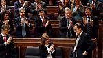 PP y PSOE discrepan sobre quién ganó el cara a cara entre Rajoy y Sánchez
