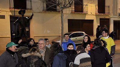 Los vecinos de Ossa de Montiel siguen notando los temblores