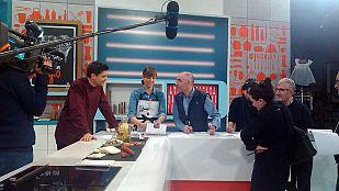 Así se hace Cocina con Sergio