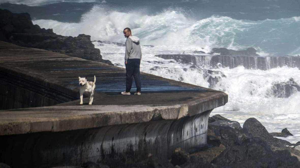 Viento fuerte en el nordeste albor n baleares y canarias - Baleares y canarias ...
