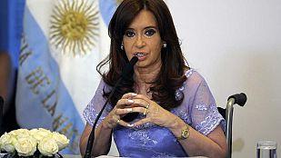 Un juez argentino desestima la denuncia presentada por Nisman contra Cristina Fernández