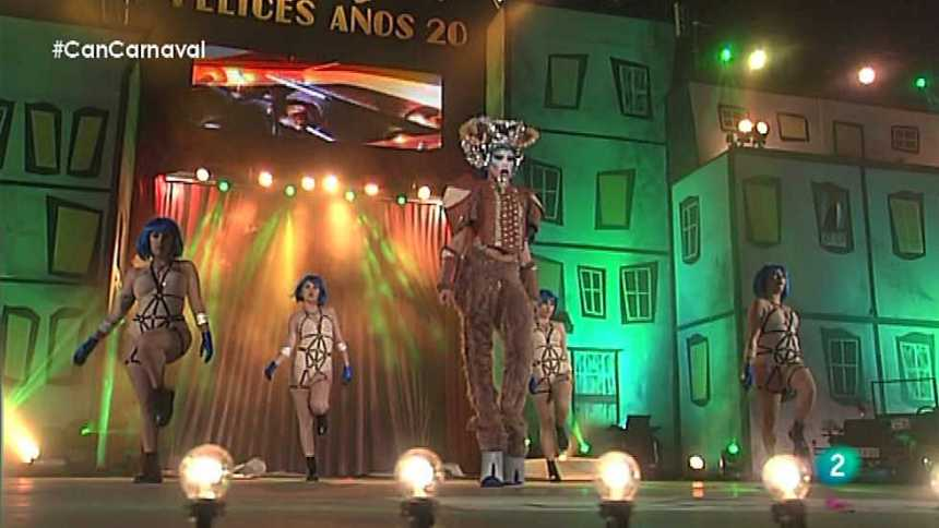Gala Drag Maspalomas 2015