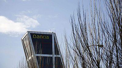 Bankia asumirá un coste máximo de 780 millones de euros en indemnizaciones a los accionistas