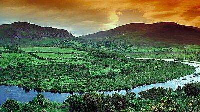 Grandes documentales - Las costas de Irlanda: El tempestuoso noroeste - ver ahora