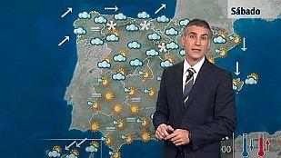 Viento fuerte en zonas del este y noreste y sol en casi toda España