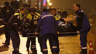 Muere a tiros el opositor ruso Borís Nemtsov