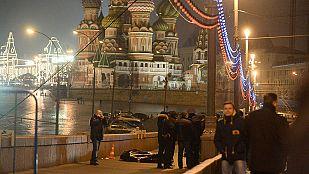 Asesinado a tiros el opositor ruso Boris Nemtsov
