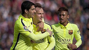Granada 1 - FC Barcelona 3