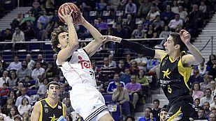 Madrid y Barcelona ganan sus choques en la ACB