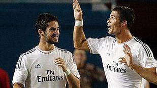 Isco, imprescindible en el Real Madrid