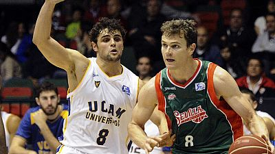 Baloncesto Sevilla 83 - UCAM Murcia 96