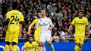 Real Madrid 1 - Villarreal 1