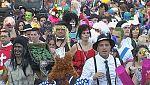 Cabalgata Carnaval Maspalomas