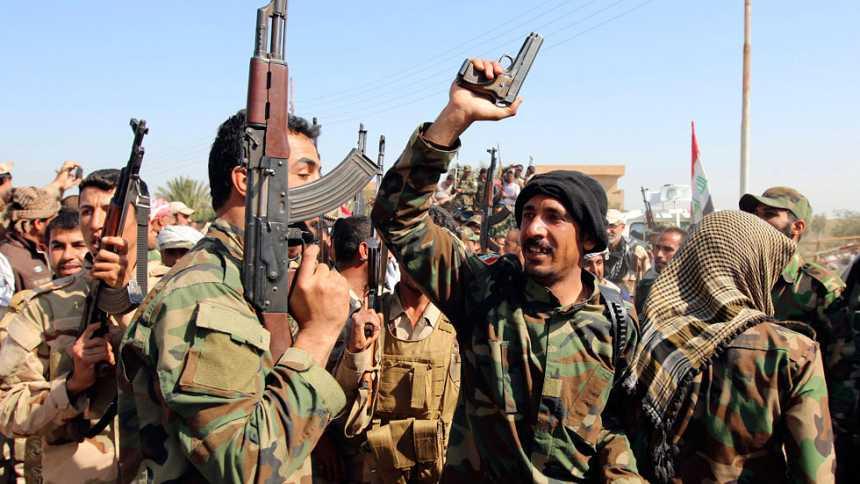 Ofensiva iraquí para retomar Tikrit de manos del Estado Islámico