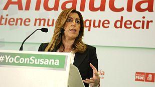 Últimos actos antes de las elecciones autonómicas en Andalucía