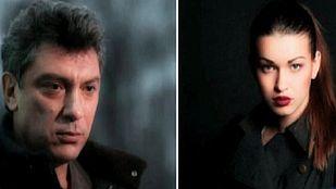 La acompañante del opositor ruso Boris Nemtsov asegura que no vio a sus asesinos