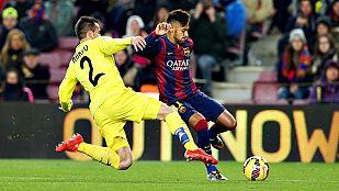 El Barça y el Villarreal se juegan el pase a la final