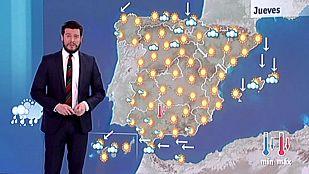 Viento fuerte en el noreste y Baleares, donde hay alerta naranja