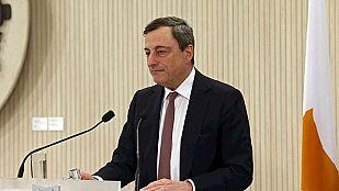 El BCE empezará a comprar deuda el 9 de marzo