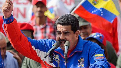 Desciende la popularidad de Nicolás Maduro