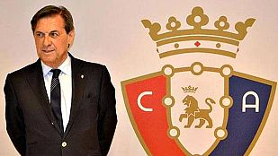 Detenido el expresidente de Osasuna por irregularidades