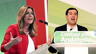 Especial informativo: arranque de la campaña electoral en Andalucía