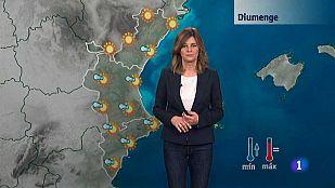 El tiempo en la Comunidad Valenciana - 06/03/15