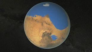 Según la NASA, el planeta Marte tuvo mucha más agua de lo que creíamos hasta ahora