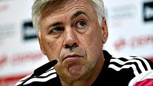 "Ancelotti: ""No creo que en Italia pitasen su himno"""