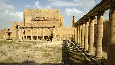El Estado Islámico destruye la ciudad milenaria de Hatra