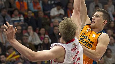 Valencia Basket 106 - CAI Zaragoza 109