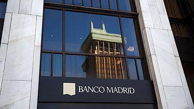 El Banco de España investiga posibles irregularidades en el Banco de Madrid