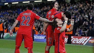 El PSG se toma la revancha y elimina al Chelsea