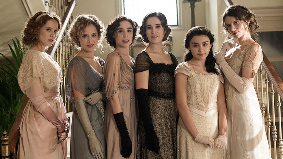 Seis hermanas 1x209 Espa&ntildeol Disponible