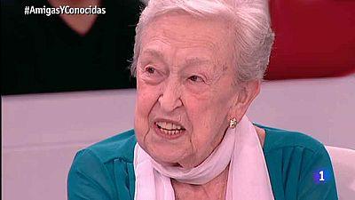 """La abuela periodista: """"Nunca es tarde"""""""