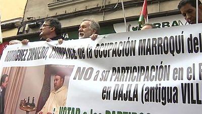 Zapatero interviene en un foro auspiciado por el Rey Mohamed VI