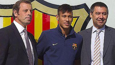 Ruz propone juzgar a Bartomeu, Rosell y el Barça