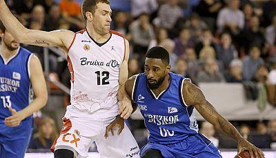 Bruixa D'or Manresa 64 - Gipuzkoa Basket 79