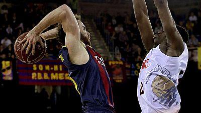 FC Barcelona 82 - Montakit Fuenlabrada 82
