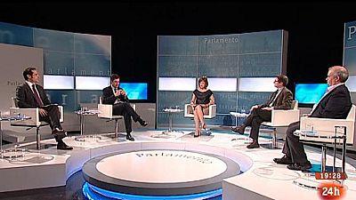 Parlamento - El Debate - Ley de Segunda Oportunidad - 14/03/2015