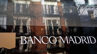 Banco Madrid solicita el concurso voluntario de acreedores