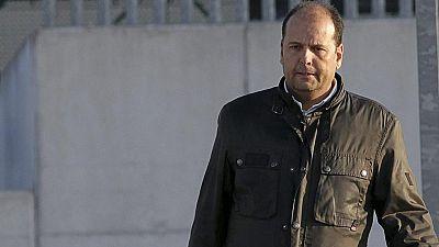 El exdirectivo de Osasuna Txuma Peralta sale de prisión con cargos y sin fianza