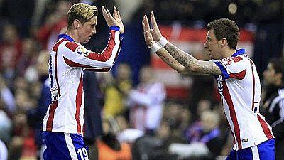 El Atlético confía en el Calderón para superar al Bayer Leverkusen
