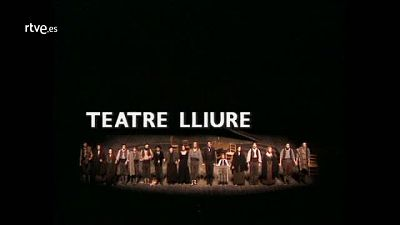 Arxiu TVE Catalunya - Teatre lliure - Terra baixa , 1� part